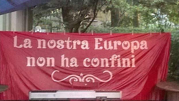 la nostra europa non ha confini