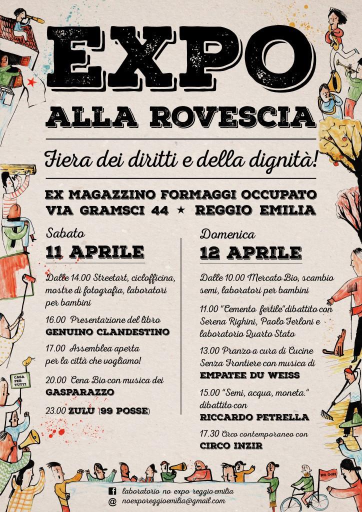 Reggio Emilia alla Rovescia 11-12 aprile